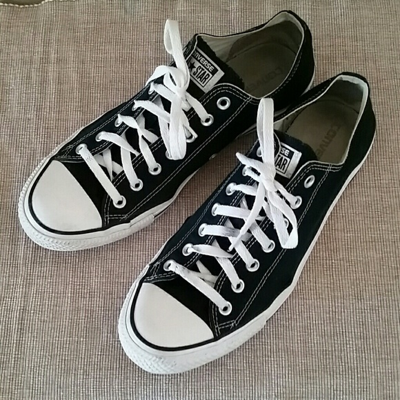 1ee256d3ac20 Converse Other - Converse Chuck Taylor all star sneakers black low
